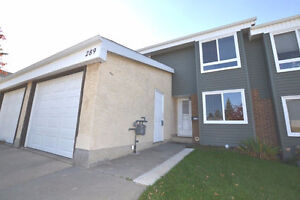 Newly Renovated 4 bedroom Townhouse with garage