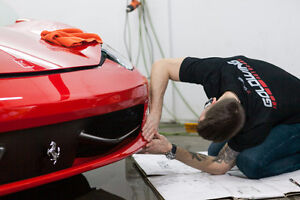 Ottawa's #1 XPEL Paint Protection Film Service