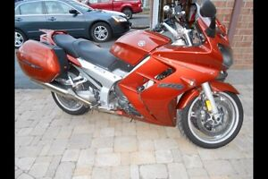 Yamaha FJR1300 2004