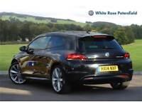 2014 Volkswagen Scirocco R-Line 2.0 TDI BMT 140PS 6-speed Manual 3 Door Diesel b