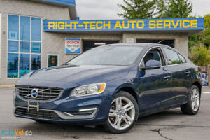 2015 Volvo S60 T5 Drive-E Premier - No Accident | Certified!