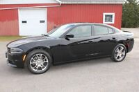 2015 Dodge Charger SXT All Wheel Drive, Navigation, Sunroof