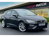 2018 SEAT Leon FR TECHNOLOGY TDI Hatchback Diesel Manual