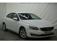 2014 Volvo S60 D4 BUSINESS EDITION Diesel white Manual