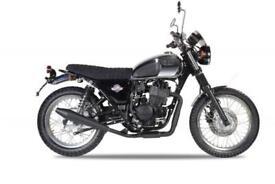 MASH MOTORCYCLES DIRTSTAR 400CC SCRAMBLER EURO 4