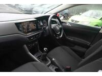 2018 Volkswagen POLO HATCHBACK 1.0 EVO SE 5dr Hatchback Petrol Manual