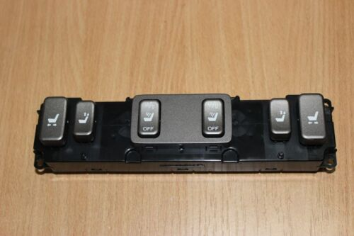 2002 LEXUS LS 430 / RER SEAT CONTROL SWITH UNIT 84923-50070