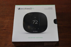 New in sealed box Ecobee 3 Lite WiFi Programmable Thermostat