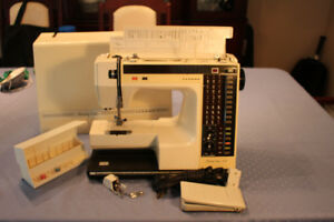 Janome Memory Craft 6000 Sewing Machine