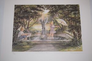 "Trisha Romance ""Fountain of Love"" Kitchener / Waterloo Kitchener Area image 1"