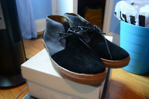 Mosson Bricke Chukka Boot Vans Band of Outsiders Sperry Topsider