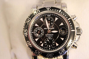 **Reduced** Stunning Montblanc Sport Chronograph Automatic Watch
