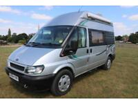 Auto-Sleepers Duetto 2 berth Automatic camper van motorhome 2004/54