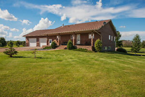 An Acreage That Has it All!