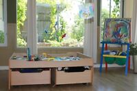 GARDERIE - CHILDCARE - home in Dieppe (1 an +)