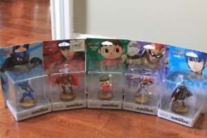Amiibos for sale SEALED