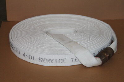 Fire Hose Assbly 1.5 X 100 Polyester Jacket Epdm Lined Angus Fire Armour