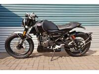 Mondial HPS 125 - LTD Edition - Aprilia Liquid-Cooled Engine- Retro Cafe Racer