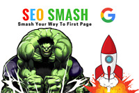SEO | Rank On First Page > $190-$500