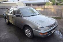 1999 Toyota Corolla Sedan Manly Manly Area Preview