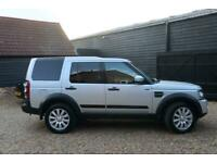 2014 Land Rover Discovery 4 3.0 SD V6 XS Panel Van 5dr Other Diesel Automatic