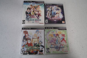 For Sale: Ps3 Tale(s) Games