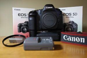Canon 5D Mark 1