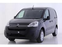 2016 Citroen Berlingo 1.6 BlueHDi 625Kg Enterprise 75ps Diesel black Manual