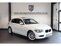 2014 14 BMW 1 SERIES 2.0 116D SE 5DR AUTO 114 BHP DIESEL