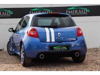 2010 60 RENAULT CLIO 2.0 GORDINI 3D 197 BHP