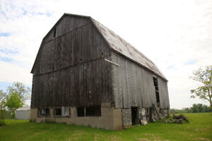 100 Year Old Barn for Sale!