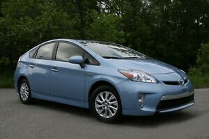 Toyota Prius 2014 Hybride Plug-in branchable