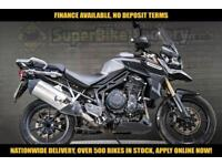 2015 62 TRIUMPH EXPLORER 1215 0% DEPOSIT FINANCE AVAILABLE