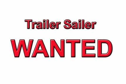 WANTED - TRAILER SAILER - WANTED
