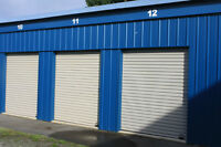 N. NANAIMO Storage Units NOW AVAIL - Call us to discuss! (Portsm