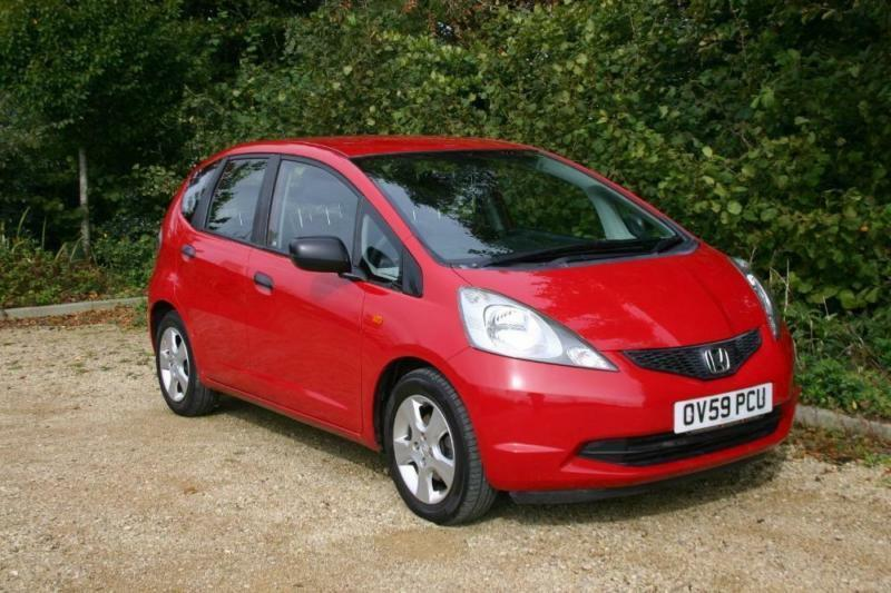 HONDA JAZZ SE I-VTEC done 66397 Miles with FULL SERVICE HISTORY and NEW MOT