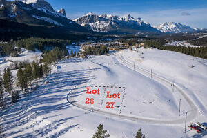 Canmore Development Land for Sale- Build your Dream Home!