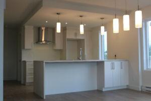 Appartements NEUFS, SPACIEUX et lumineux, style CONDO (6 unités)