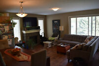 Corner unit 3 bedroom condo for rent in Canmore