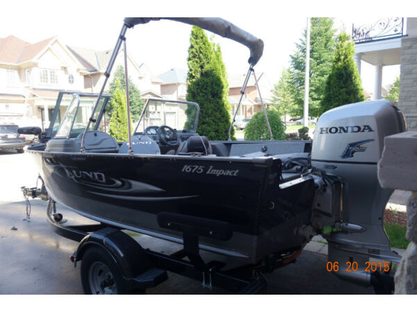 Used 2011 Lund Boat Co 1675 Impact