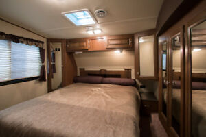 Renting Out-34ft Dutchman Denali Fifth Wheel