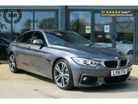 2016 BMW 4 SERIES GRAN COUPE 2.0 420i M Sport Gran Coupe Auto (s/s) 5dr Hatchbac