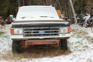 1988 Ford E-150 Pickup Truck