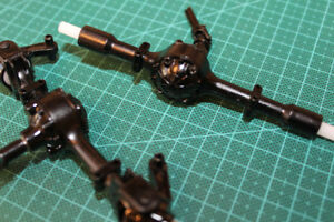 RC Model Axles, WPL -B1 Truck Highly Detailed NEW!
