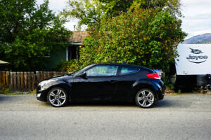 2012 Hyundai Veloster Coupe (3 door) 77,000 kms