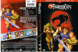 Thundercats Season 1 Volume 1 (6 DVDs) West Island Greater Montréal image 3