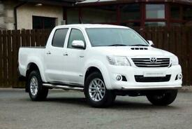 2013 Toyota Hilux D-4D Invincible Pickup Diesel Manual