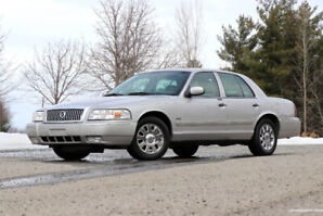 2007 Mercury Grand Marquis LS Ultimate Edition