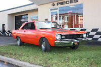Dodge Dart Swinger 1973   VENDU!!
