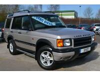 2001 Land Rover Discovery 2.5 Td5 GS 7 seat 5dr 5 door Estate